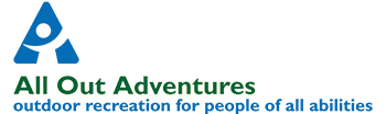 Logo of All Out Adventures